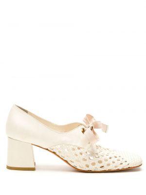 Туфли на каблуке лодочки Sarah Chofakian