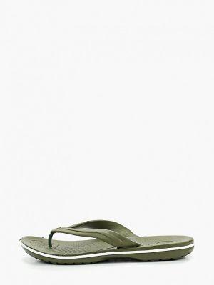 Сабо зеленый Crocs