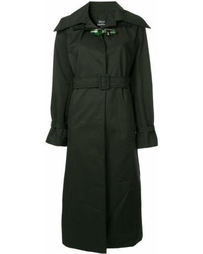 Пальто пальто черное Wynn Hamlyn
