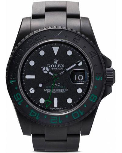 Zegarek mechaniczny - biały Mad Paris