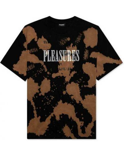 Czarna koszula Pleasures