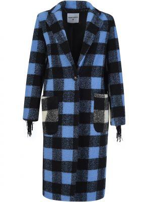 Шерстяное пальто с капюшоном Front Street 8