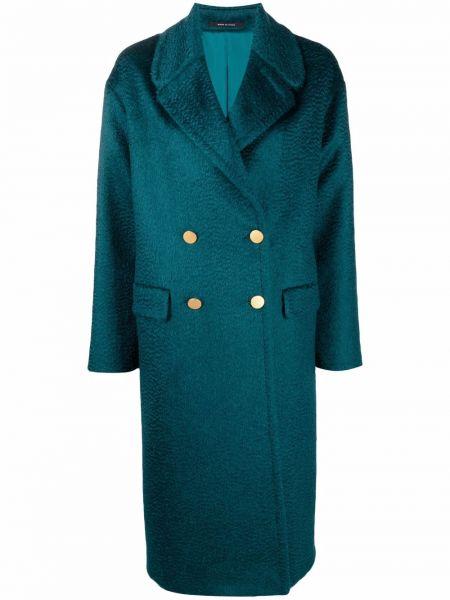 Синее пальто с карманами Tagliatore