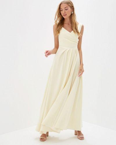 Вечернее платье - бежевое D&m By 1001 Dress