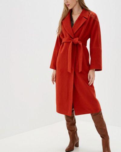 Пальто пальто двубортное La Reine Blanche