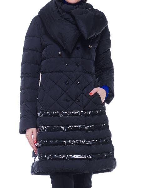 Нейлоновая черная куртка Marina Yachting