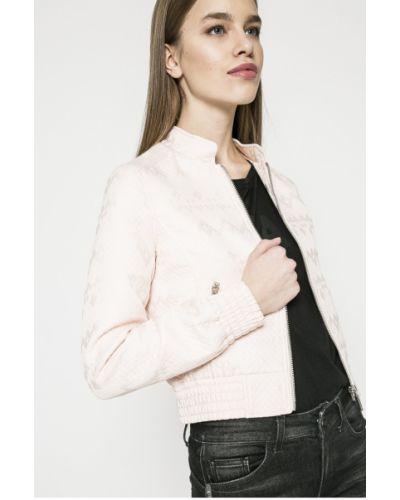 Стеганая куртка облегченная с карманами Morgan