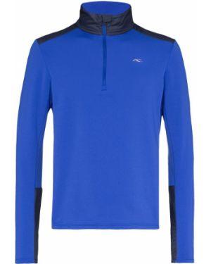 Тонкая куртка - синяя Kjus