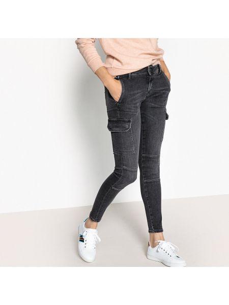Брюки зауженные дудочки Pepe Jeans
