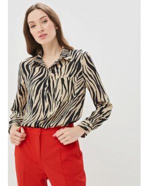 Блузка с длинным рукавом весенний бежевый Villagi