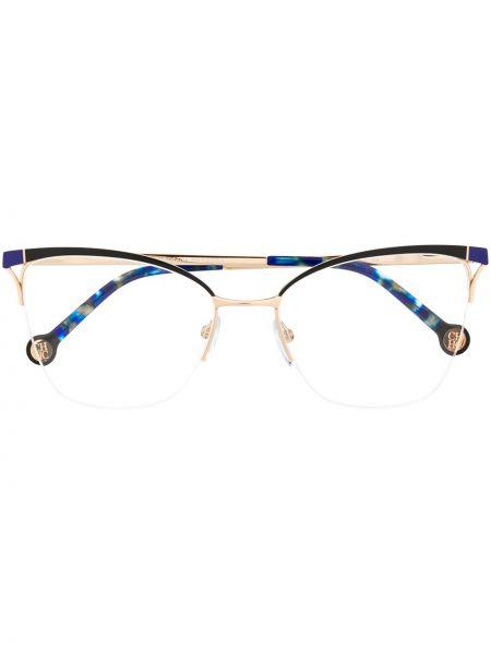 Черные очки для зрения Carolina Herrera