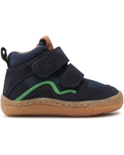 Ботинки - синие Froddo