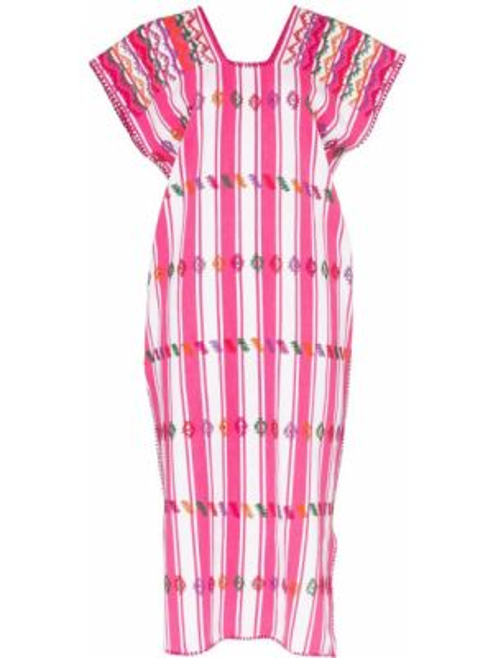 Платье мини розовое миди Pippa Holt