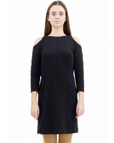 Повседневное черное платье Pavel Yerokin