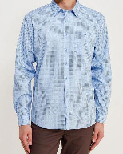 Голубая рубашка Finn Flare