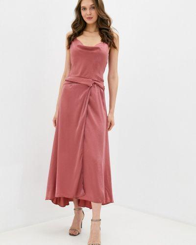Прямое красное платье Imperial