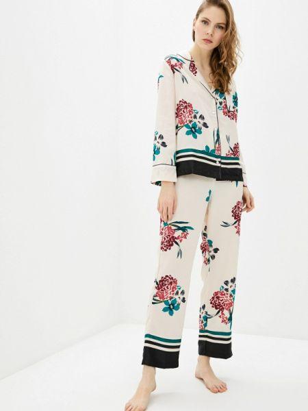 Пижама пижамный бежевая Women'secret