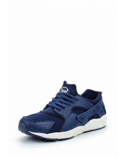 Синие кроссовки Patrol