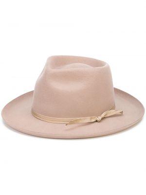 Żółta czapka wełniana Lack Of Color