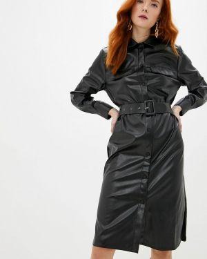 Платье - черное Clabin