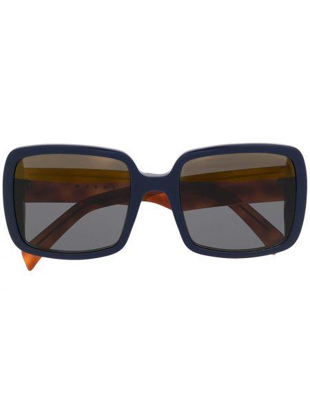 Niebieskie okulary Marni Eyewear