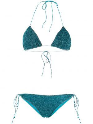 Пляжный плавки - синий Oseree