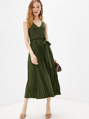Зеленое платье-майка Guess Jeans