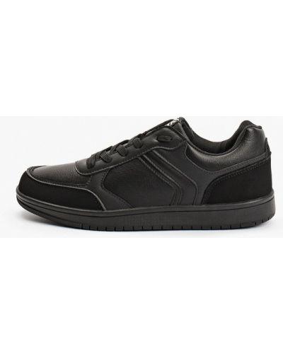 Низкие кроссовки - черные Crosby