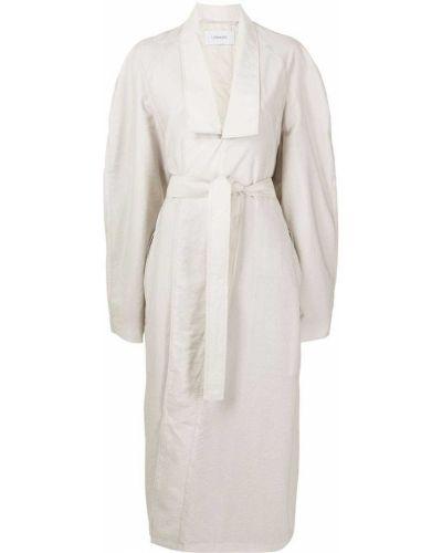 Płaszcz wełniany Lemaire