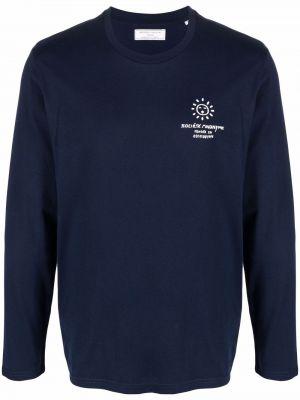 Bluza dresowa - niebieska Société Anonyme