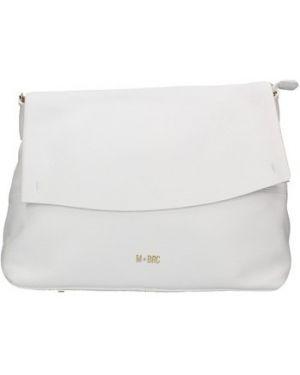 Biała torba na ramię M*brc
