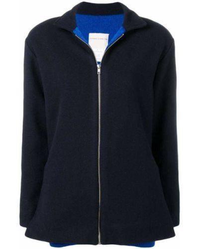 Синяя спортивная куртка Stephan Schneider