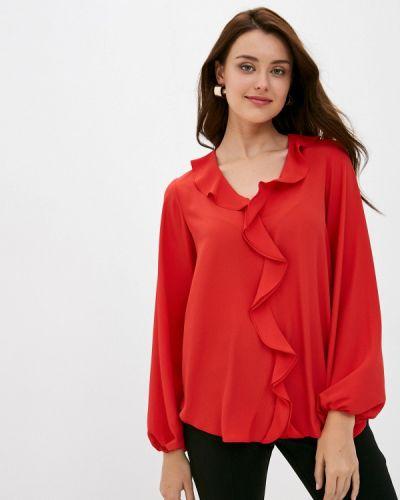 Красная блузка с длинными рукавами Wallis