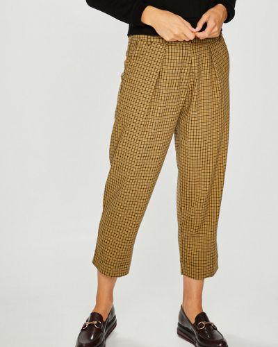 Свободные брюки с карманами с поясом Silvian Heach