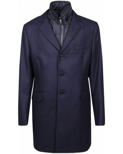 Niebieski płaszcz Fay