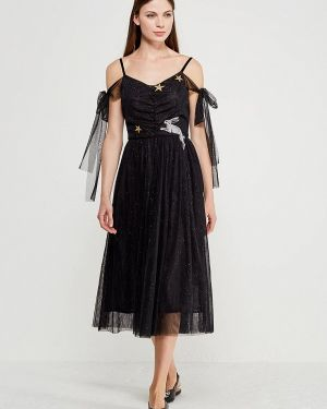 Коктейльное платье осеннее Befree