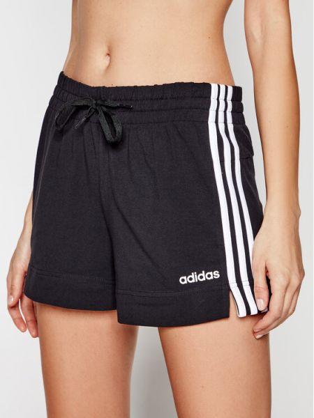 Spodenki sportowe - czarne Adidas Performance