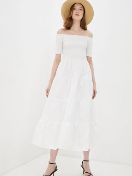 Белое платье Compania Fantastica
