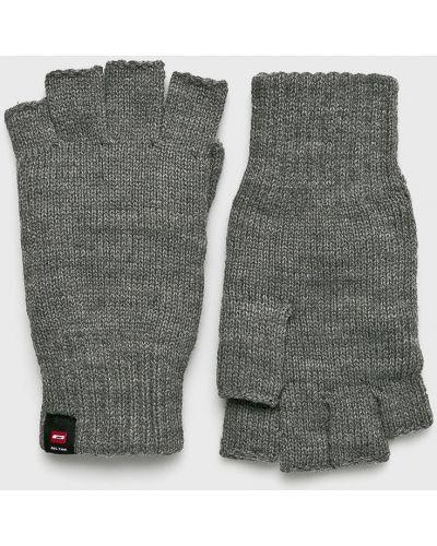 Перчатки трикотажные акриловые Jack & Jones