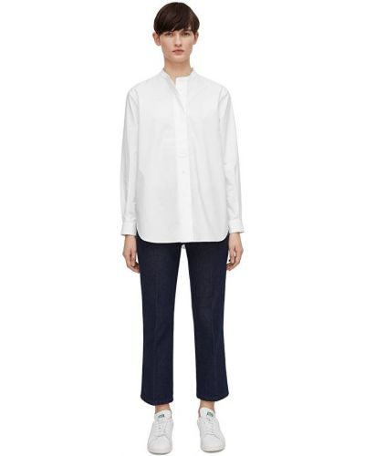 Шелковая блузка Arket