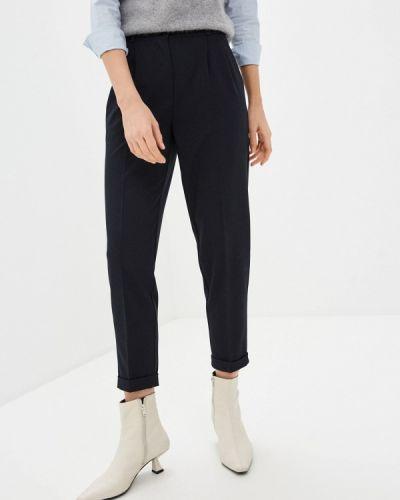 Синие классические брюки Blauz