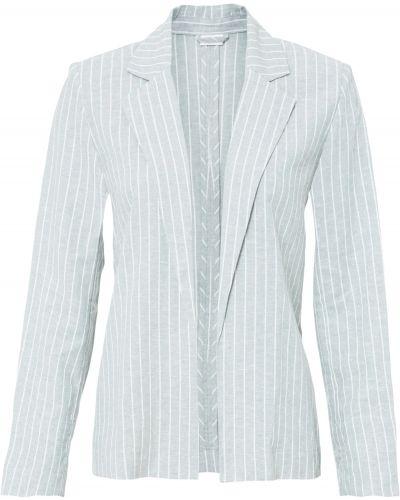 Льняной пиджак - зеленый Bonprix