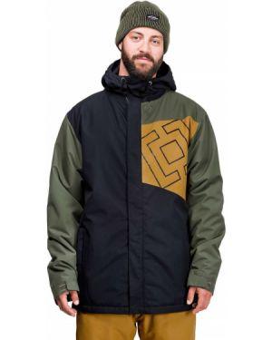 Оливковая куртка горнолыжная сноубордическая Horsefeathers®
