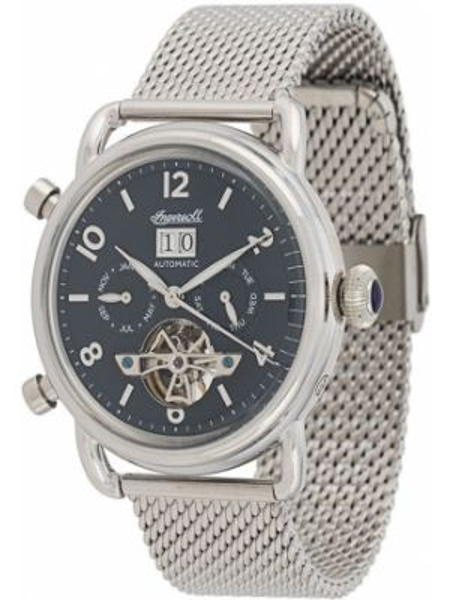 Zegarek mechaniczny srebrny Ingersoll Watches