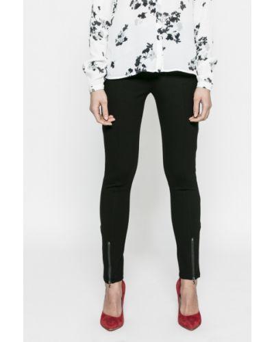 Брюки с завышенной талией трикотажные Guess Jeans