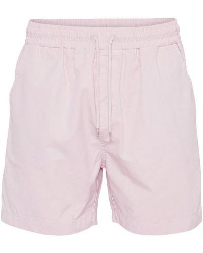 Różowe szorty Colorful Standard
