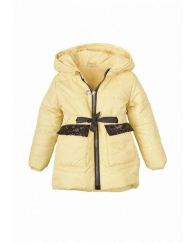 Куртка теплая желтый Одягайко