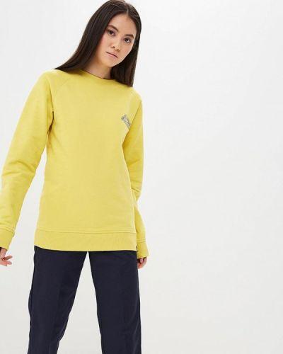 Желтая толстовка Dickies