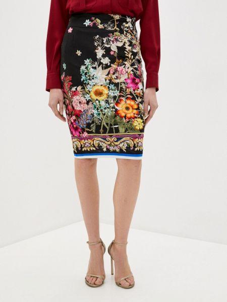 Разноцветная юбка Cavalli Class