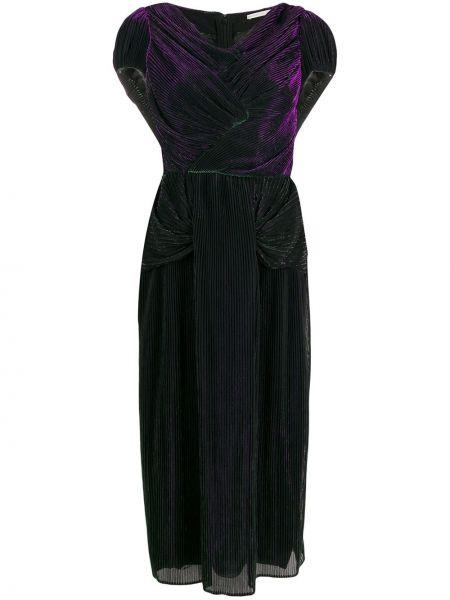 Sukienka wieczorowa, czarny Marco De Vincenzo
